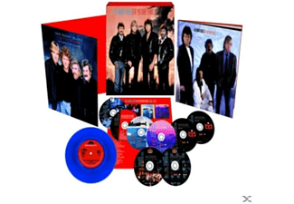 The Moody Blues - The Polydor Years 1986-1992 (Ltd Edt Boxset) - (CD + DVD Video)