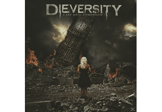 Dieversity - Last Day Tomorrow - (CD)