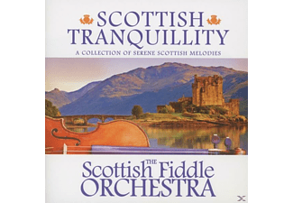 The Scottish Fiddle Orchestra - Scottish Tranquility - (CD)