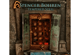 Spencer Bohren - Tempered Steel - (CD)