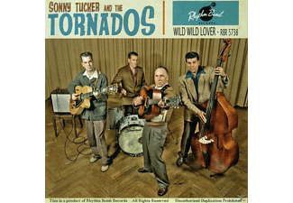 Tucker,Sonny/Tornados,The - Wild Wild Lover - (CD)