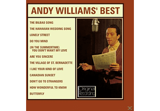 Andy Williams - Best Of - (CD)