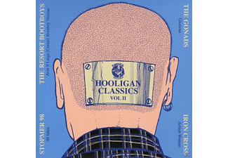 VARIOUS - Hooligan Classics Vol.2 - (Vinyl)