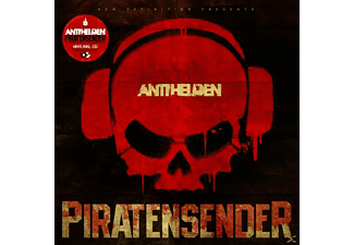 Antihelden - Piratensender - (LP + Bonus-CD)