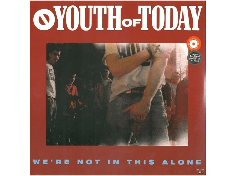 Youth Of Today - We're Not In This Alone [Vinyl]
