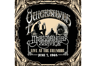 Quicksilver Messenger Service - LIVE AT FILLMORE 1968 - (Vinyl)
