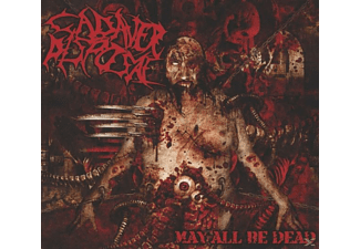 Cadaver Disposal - May All Be Dead - (CD)
