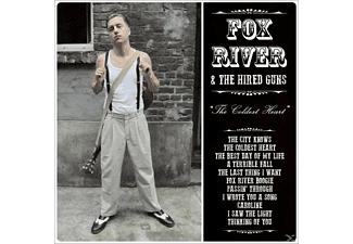 Fox River - The Coldest Heart - (CD)