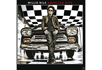 Willie Nile - American Ride (Lp+Cd) - (LP + Bonus-CD)