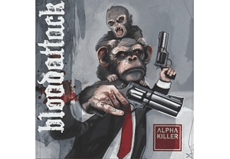 Bloodattack - Alpha Killer - (CD)