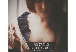 Cecile Corbel - Song Book Vol.4 Roses - (CD)