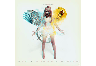 Jnatural - Bad Woman Rising - (CD)
