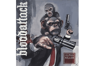 Bloodattack - Alpha Killer - (Vinyl)