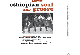 VARIOUS - More Ethiopian Soul And Groove - (Vinyl)