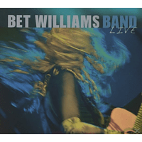 Bet Williams Band - Live [CD]
