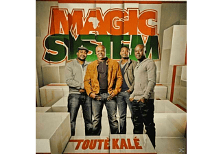 Magic System - Touté Kalé - (CD EXTRA/Enhanced)