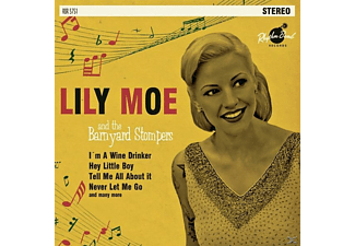 Moe,Lily/Barnyard Stompers,The - Lily Moe & The Barnyard Stompers - (CD)