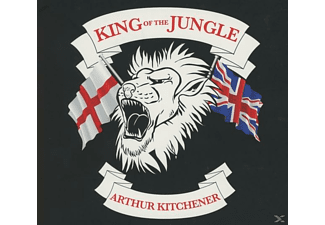 Arthur Kitchener - King of the Jungle - (CD)