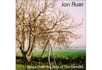 Jon Auer - Songs From The Year Of Our Demise - (CD)