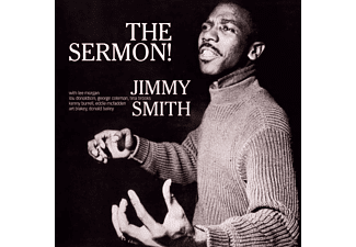 Jimmy Smith - The Sermon - (CD)