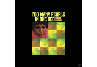 Sandra Phillips - Too Many People In One Bed [Vinyl]