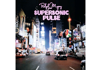 Ralph Myerz - Supersonic Pulse - (CD)