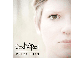 Cox And The Riot - White Lies - (CD)