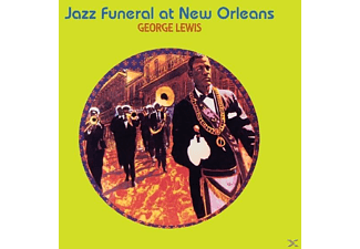George Lewis - Jazz Funeral At New Orleans - (CD)