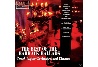 Creed Taylor Orchestra - Best Of Barrack Ballads - (CD)