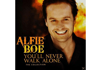 Alfie Boe - You'll Never Walk Alone - (CD)