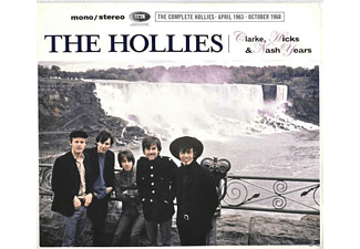The Hollies - The Clarke, Hicks & Nash Years - The Complete Hollies (April 1963 - October 1968) (CD)