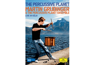 Martin Grubinger, The Persussive Planet Ensemble, Grubinger,Martin/Persussive Planet Ensemble,The - THE PERCUSSIVE PLANET - (DVD)