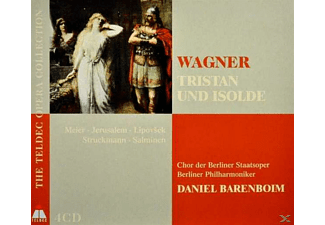 JERUSALEM,SIEGFRIED & SALMINEN,MATTI - Wagner: Tristan & Isolde - (CD)