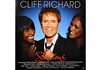 Cliff Richard - Soulicious - The Soul Album - (CD)
