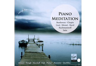 VARIOUS - Piano Meditation - (CD)