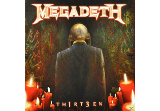 Megadeth - Th1rt3en (CD)