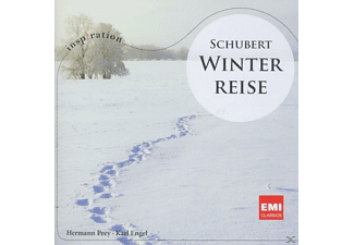 Hermann Prey - WINTERREISE - (CD)