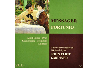 John Eliot Gardiner - Fortunio (Ga) - (CD)