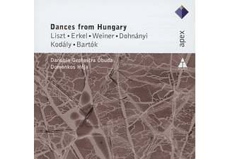 Domonkos/danubia Orchestr Heja - Dances From Hungary - (CD)