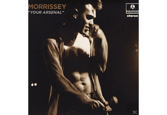 Morrissey - Your Arsenal (Definitive Master) - (Vinyl)