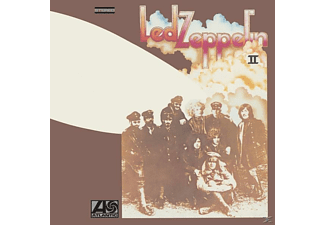Led Zeppelin - Led Zeppelin II (2014 Reissue) (Boxset) - (LP + Bonus-CD)