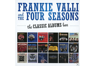 Frankie Valli & The Four Seasons - The Classic Albums Box [CD]