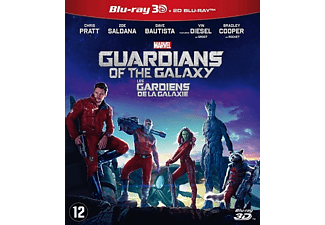 Guardians Of The Galaxy 3D | 3D Blu-ray