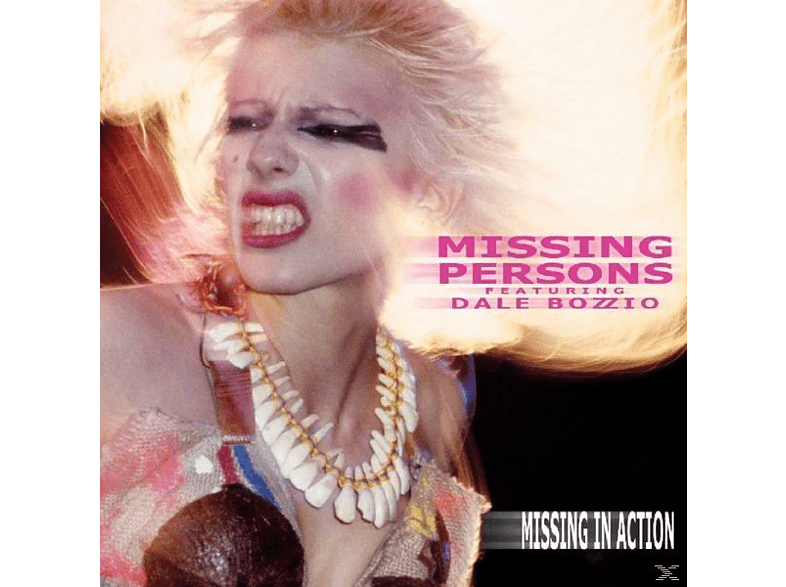 Missing Persons Feat Dale Bozio, Missing Persons - MISSING IN ACTION [Vinyl]