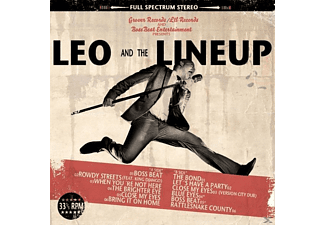 The Leo/line Up - Leo & The Line Up - (LP + Download)