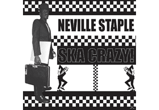 Neville Staple - SKA CRAZY! - (Vinyl)