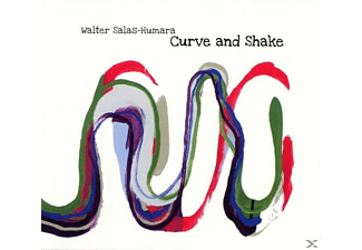 Walter Salas-humara - Curve And Shake - (CD)