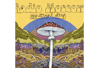 Radio Moscow - Magical Dirt - (Vinyl)