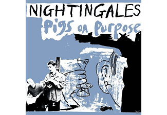 The Nightingales - Pigs On Purpose - (Vinyl)