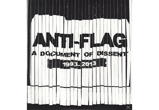 Anti-Flag - A Document Of Dissent (Best Of) - (LP + Download)